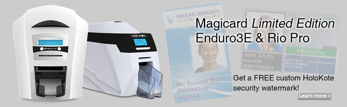 Exclusive Magicard Limited Edition Printers